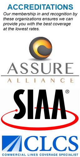 Shared Alliance Insurance Accreditations