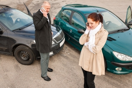 You got in a car accident. Now what?